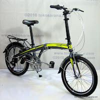 C 20 Inch Giant Alumunium Alloy Frame Folding Bike