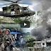 WATCH: 85 Na Gusali Na Hawak Ng Maute Pinasok Ng Militar At Airtrike