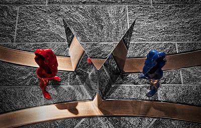 Esculturas anamorficas