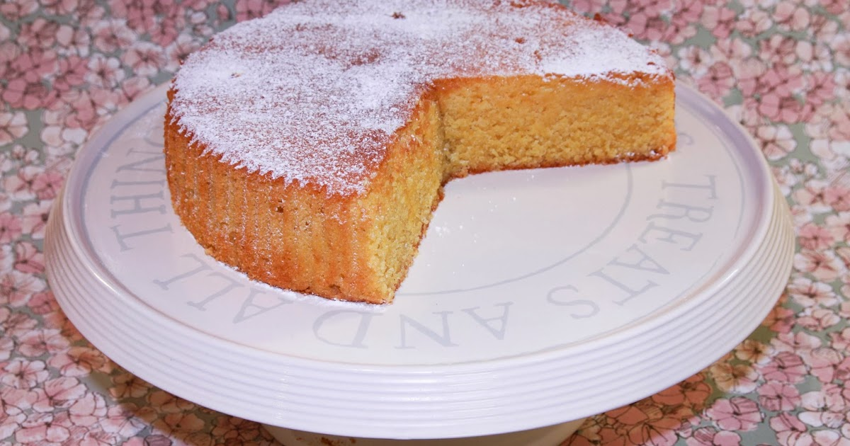 Bbc Good Food Polenta Cake