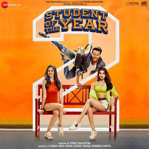 Student of the Year 2 (Original Motion Picture Soundtrack