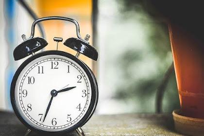 Datang Tepat Waktu Menunjukkan Banyak Hal Tak Terduga