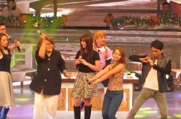 THROWBACK: Angel Locsin Danced To The Tune Of 'Chuva Choo Choo' By Jolina Magdangal!