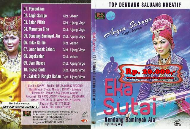 Eka Sutai - Angin Sarugo (Album Dendang Saluang Kreatif)
