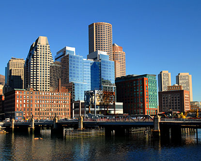 massachusetts boston places visit beauty ma usa mass capital america things financial skyline redefining face td gardens downtown england york