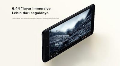 Layar Impresif Xiaomi Mi Max 2