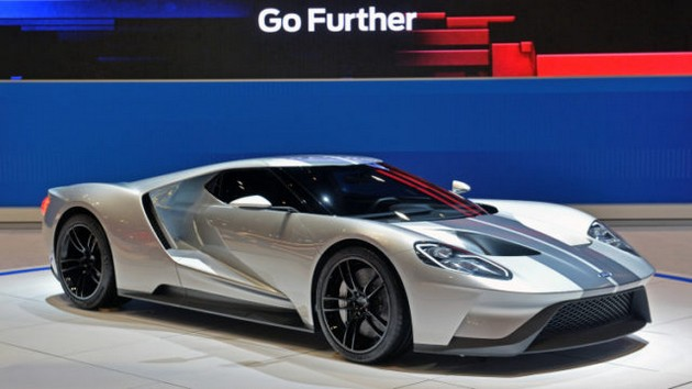 2018 Ford GT Rumors Review Spec, Price, Release Date