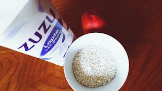 ingrediente budinca de tapioca