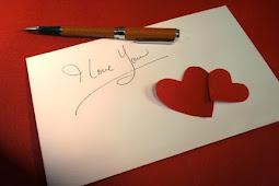 Contoh Surat Pribadi Untuk Ayah, Ibu, Sahabat, Teman, dan Guru