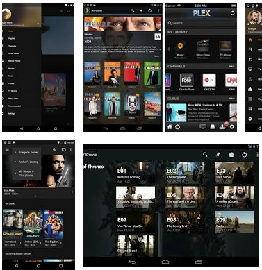 Plex for Android 6.12.0.3179 Apk