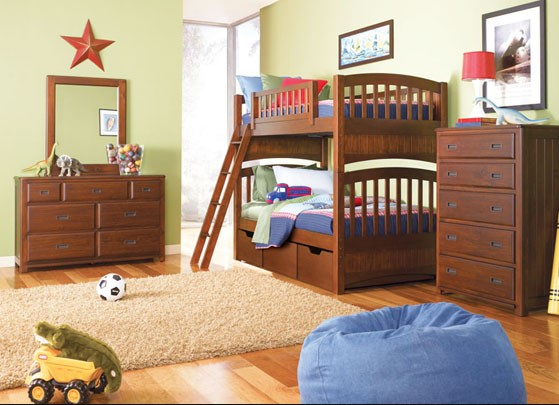 Easy and Simple Decorating Tips for Siblings Sharing a Bedroom