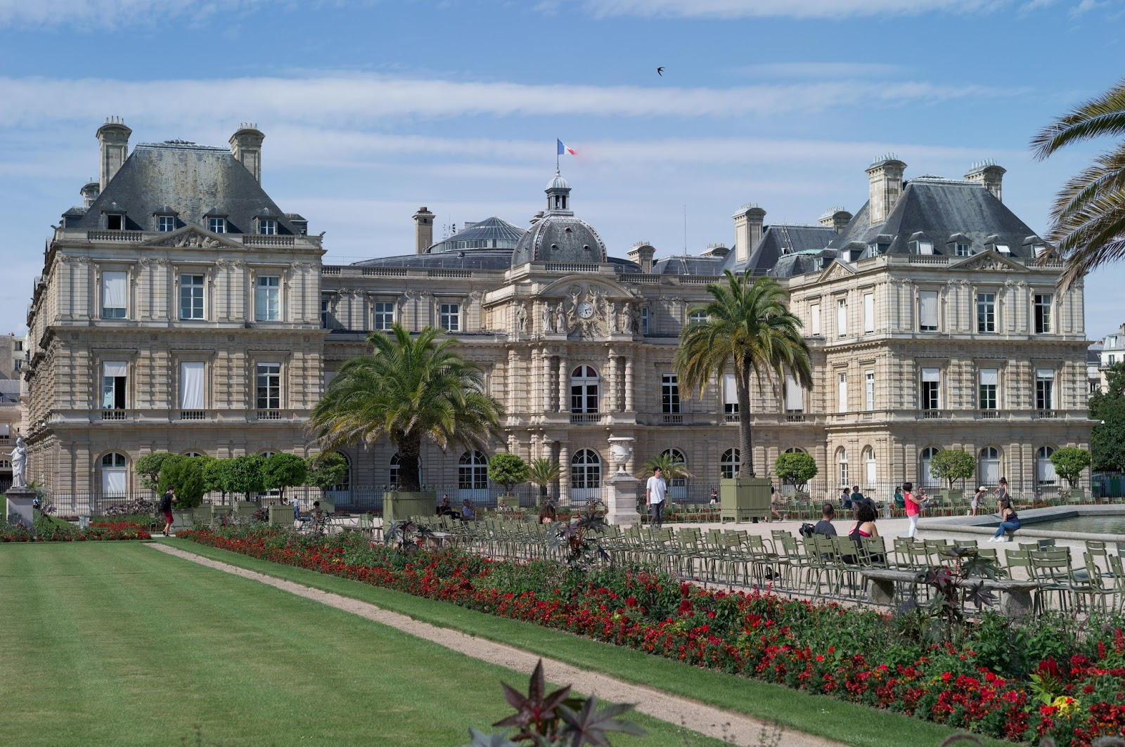 Ma ch rie d for Jardin luxembourg