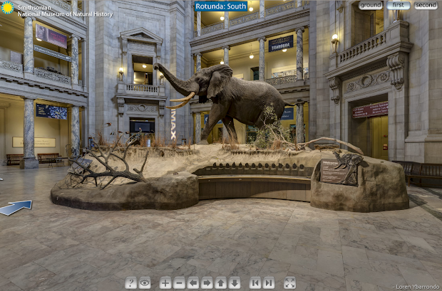 Smithsonian National Museum Of Natural History Virtual