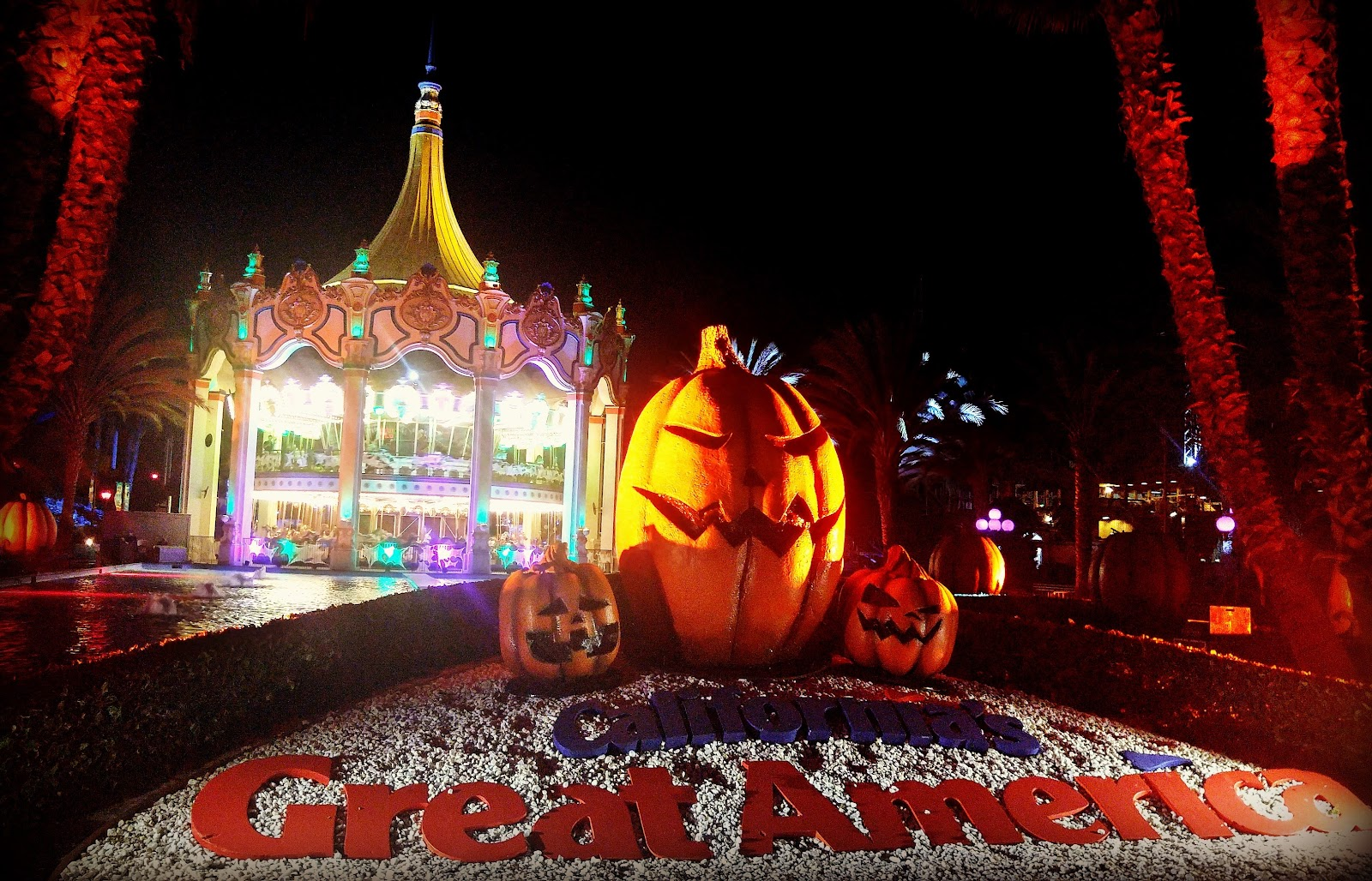 bonggamom finds: year round family fun with california's great america