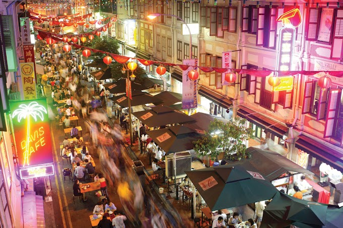 6 Tempat Wisata di Singapura yang Nggak Bikin Bokek