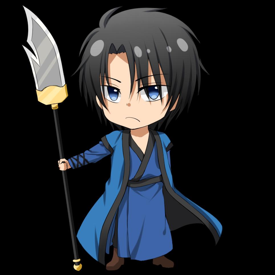 Chibi Character Akatsuki No Yona