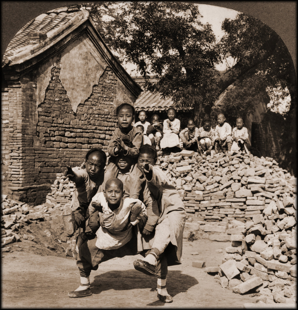 Life In China 100 Years Ago Vintage Everyday