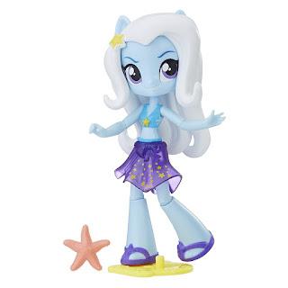 Equestria Girls Mini Beach Summer Fun Fashion Doll Trixie Lulamoon