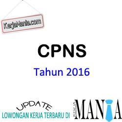 Rekrutmen Lowongan CPNS Terbaru Tahun 2016