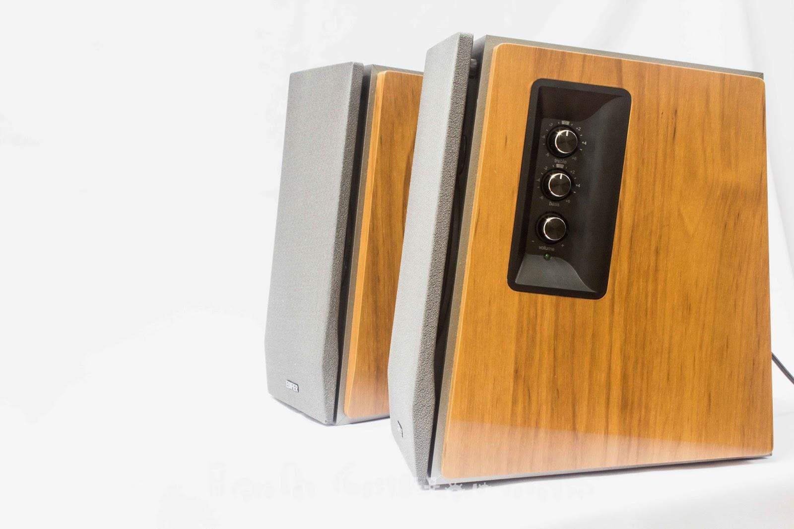 Quick Review: Edifier Studio R1600T III 2.0 Speaker System 24