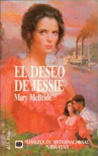 Mary McBride - El Deseo De Jessie