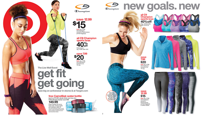 19f4cdb8b Extreme Couponing Mommy  HOT Sales on C9 Workout Activewear