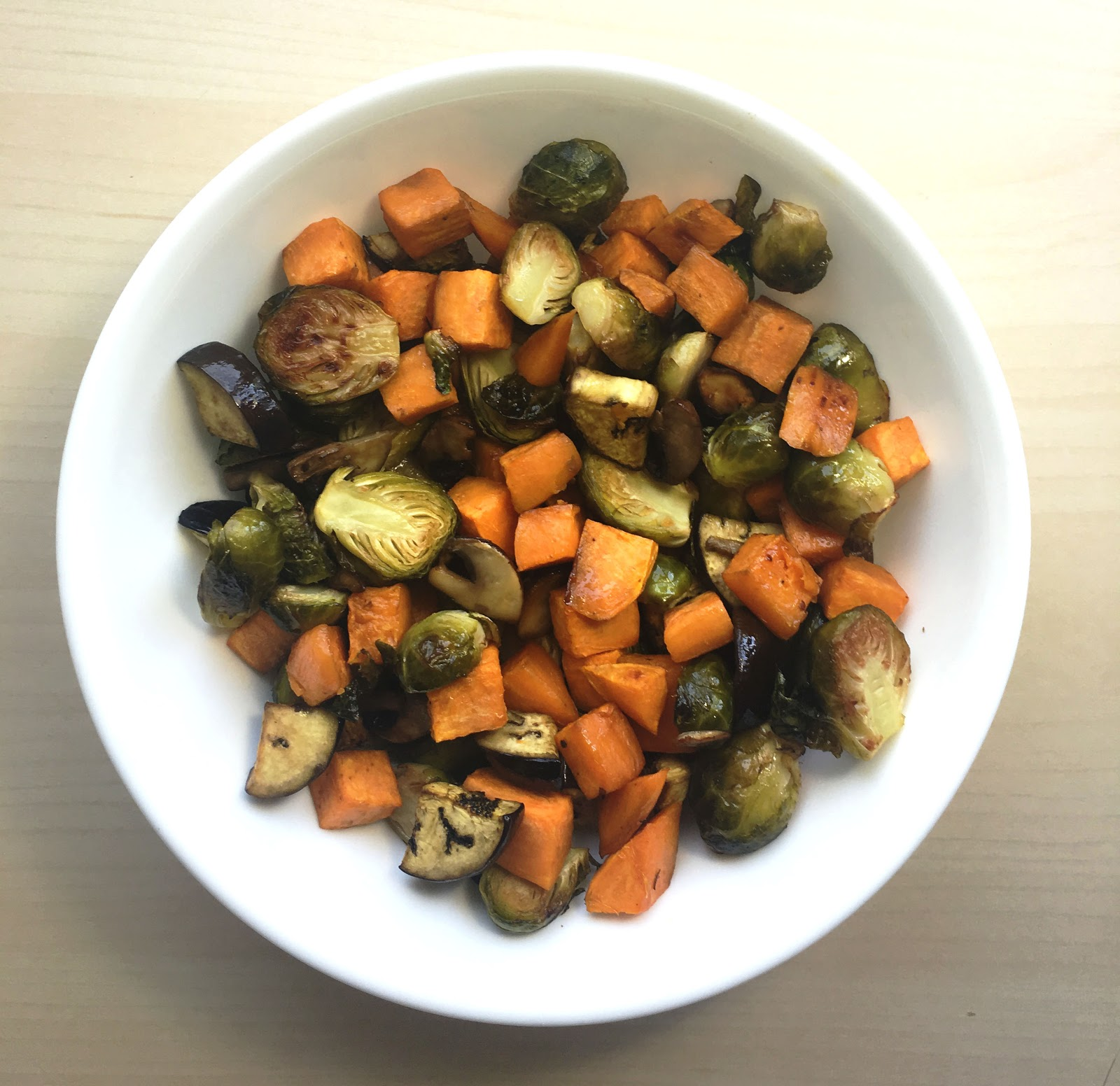 Easy Roasted Vegetables | Akinokiki