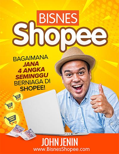 Ebook Malaysia - Bisnes Shopee