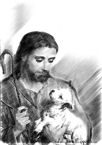 I Draw Jesus