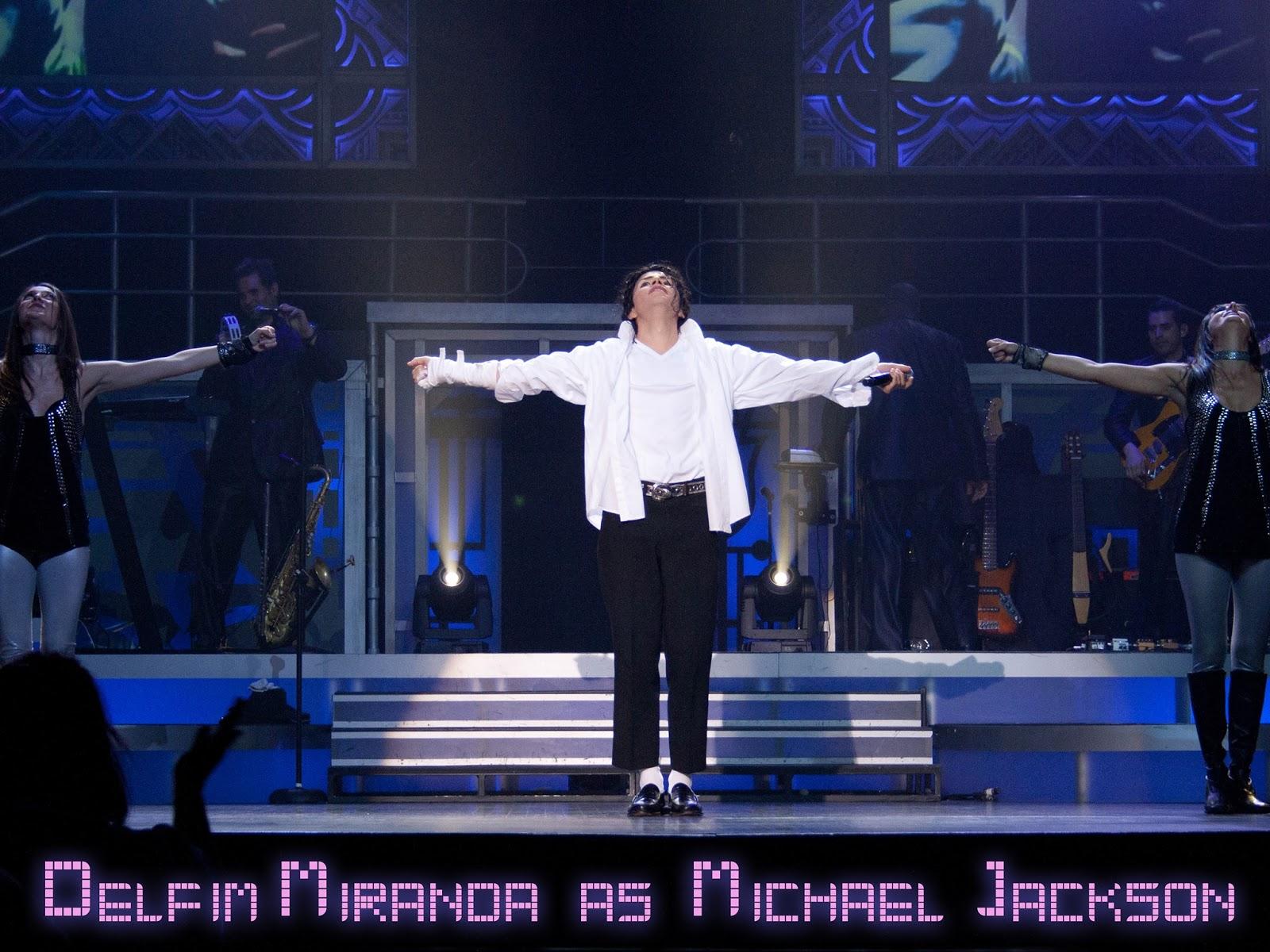 Delfim Miranda - Michael Jackson Tribute - Legends in Concert - Las Vegas - USA - Black or White