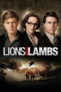 Poster Of Lions for Lambs In Dual Audio Hindi English 300MB Compressed Small Size Pc Movie Free Download Only At worldfree4u.com