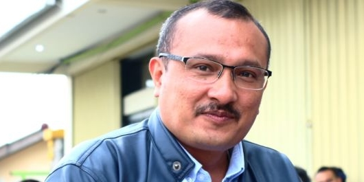 Komentari Penampilan Ma'ruf Amin, Ferdinand ke Pemilih 01: Maaf Saya Harus Sampaikan Anda Perlu Berobat Saraf