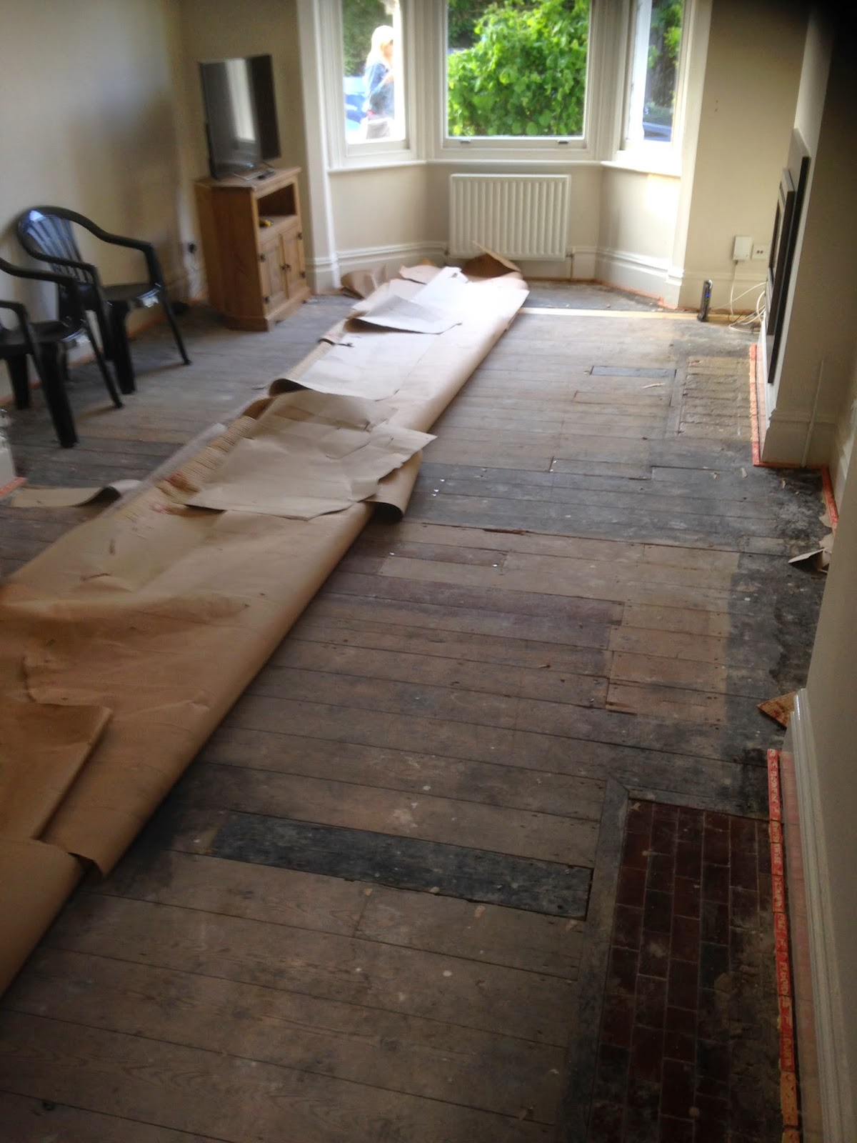 Bad quality wooden floor under carpet? ~ Art of Clean - UK ...