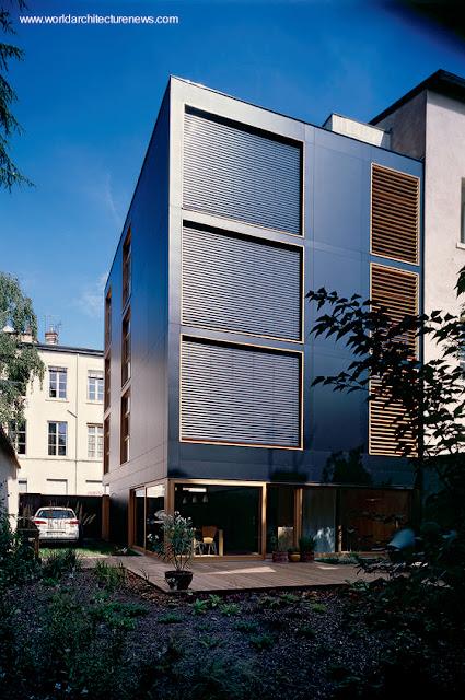 Casa prefabricada europea de construcción rápida en madera
