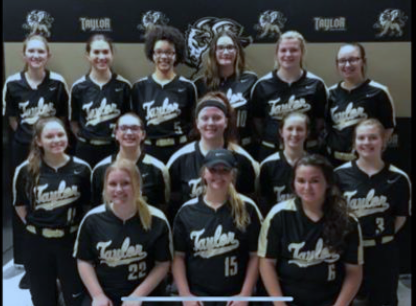 Talking Taylor Schools: TAYLOR HIGH SCHOOL softball team