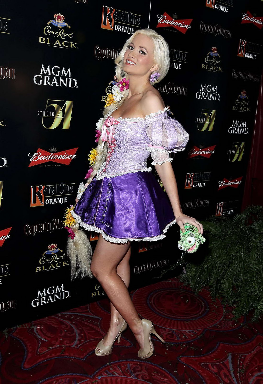 News Feed Holly Madison In Trashy Costumes