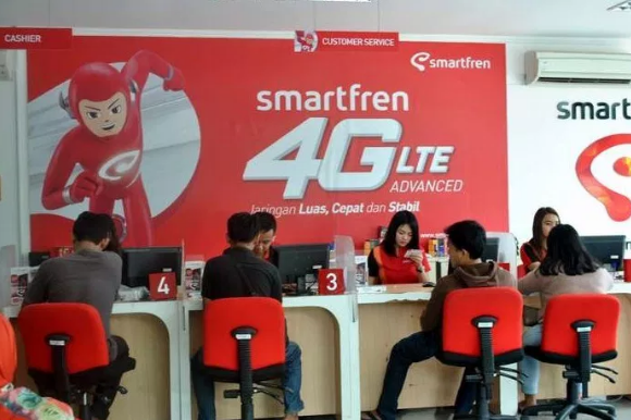 Call Center Smartfren Bebas Pulsa 24 Jam 2018