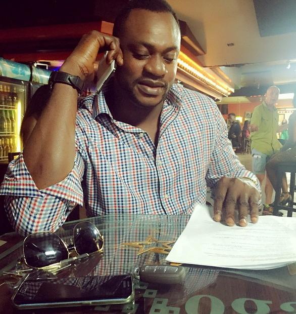 odunlade adekola glo ambassador deal