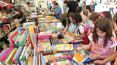 Feria libros para niños