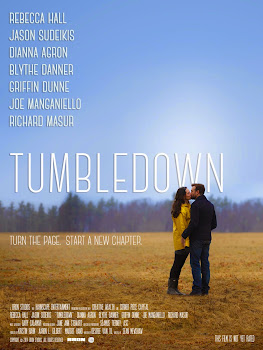 Poster Of Hollywood Movie Tumbledown (2015) 100MB Compressed Small Size Mobile Movie Free Download worldfree4u.com
