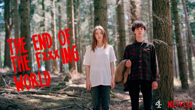 The End of the F***ing World [ซับไทย] EP1 – EP8 จบ