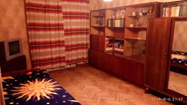 На изображении Аренда - снять квартиру Киев, Отрадный, Метростроевская 9 - 3