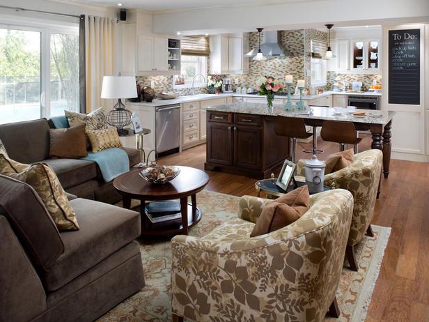 Modern Furniture: Candice Olson's Inviting Kitchen Design