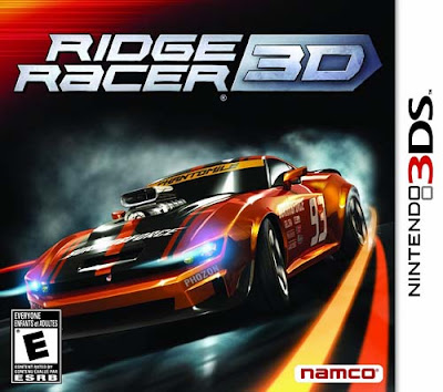 The Ridge Racer Decrypted 3DS EUR