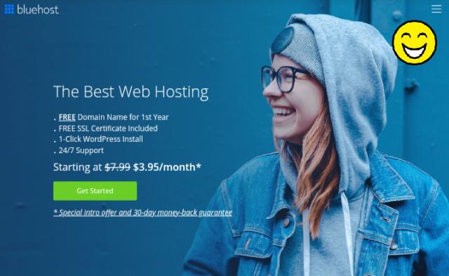Bluehost Web Hosting, Bluehost Web Hosting For WordPress, Hosting, Bluehost hosting services