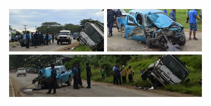 PNG ranks high in road accidents in the world - Papua New Guinea Today