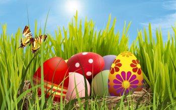 Wallpaper: Happy Easter 2014
