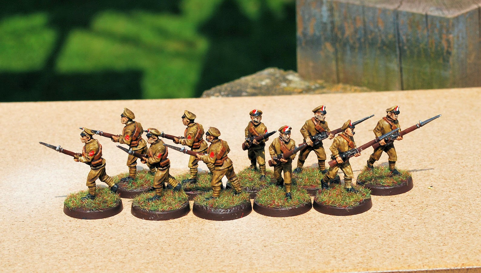 John's Toy Soldiers: Bolt Action: Czech Legion