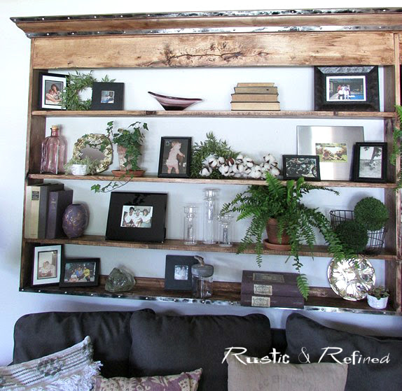 DIY Project for the Living Room for Restoration Hardware Lovers that can be done in one day