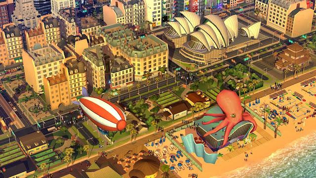 SimCity BuildIt v1.15.9.48109 Apk + Datos SD Mod [Dinero]